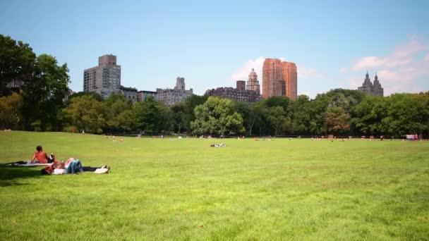 Cenral Park Main entspannen Platz