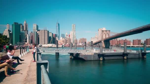 Brooklyn Bridge Bay-Tag