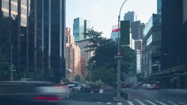 Manhattanu provoz ulice