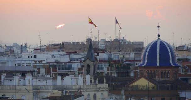 Panoramatický pohled na Valencia