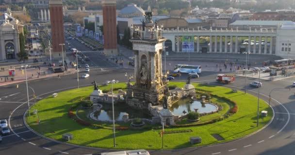 Placa De Espana Square