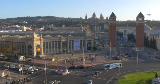 Náměstí Placa De Espana