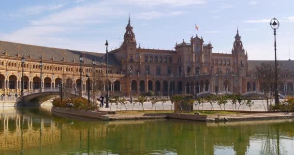 Fountain Plaza De Espana