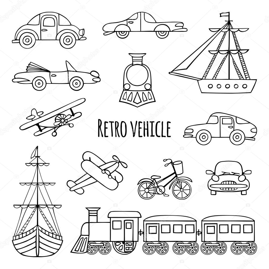 Limousine Coloring Pages Auto Electrical Wiring Diagram