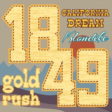 gold rush design