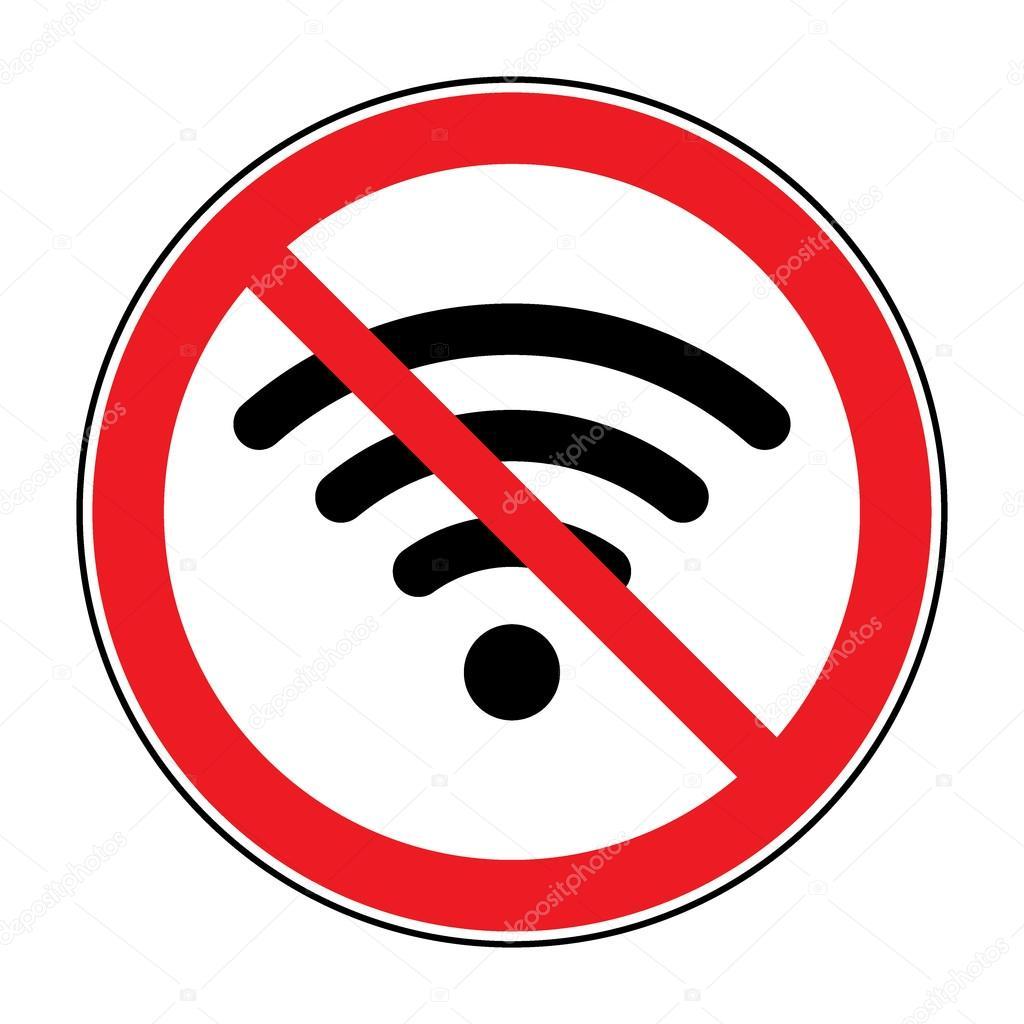no free wi fi icon stock vector alona s 93523198