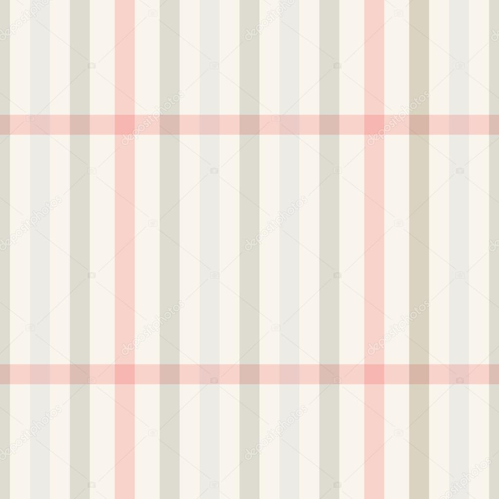 Seamless pattern with stripes. Pastel soft colors. Baby style. Cute gingham backdrop for wallpaper, surface textures etc. Vector illustration.
