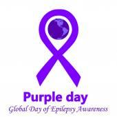 fialový den epilepsie povědomí