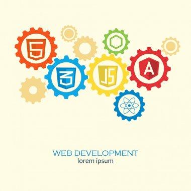 web development in gears