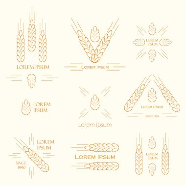 ears of wheat logo