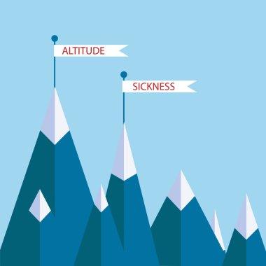 altitude sickness mountains