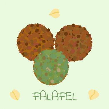 falafel arabic food