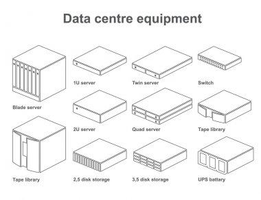 Data centre equipment