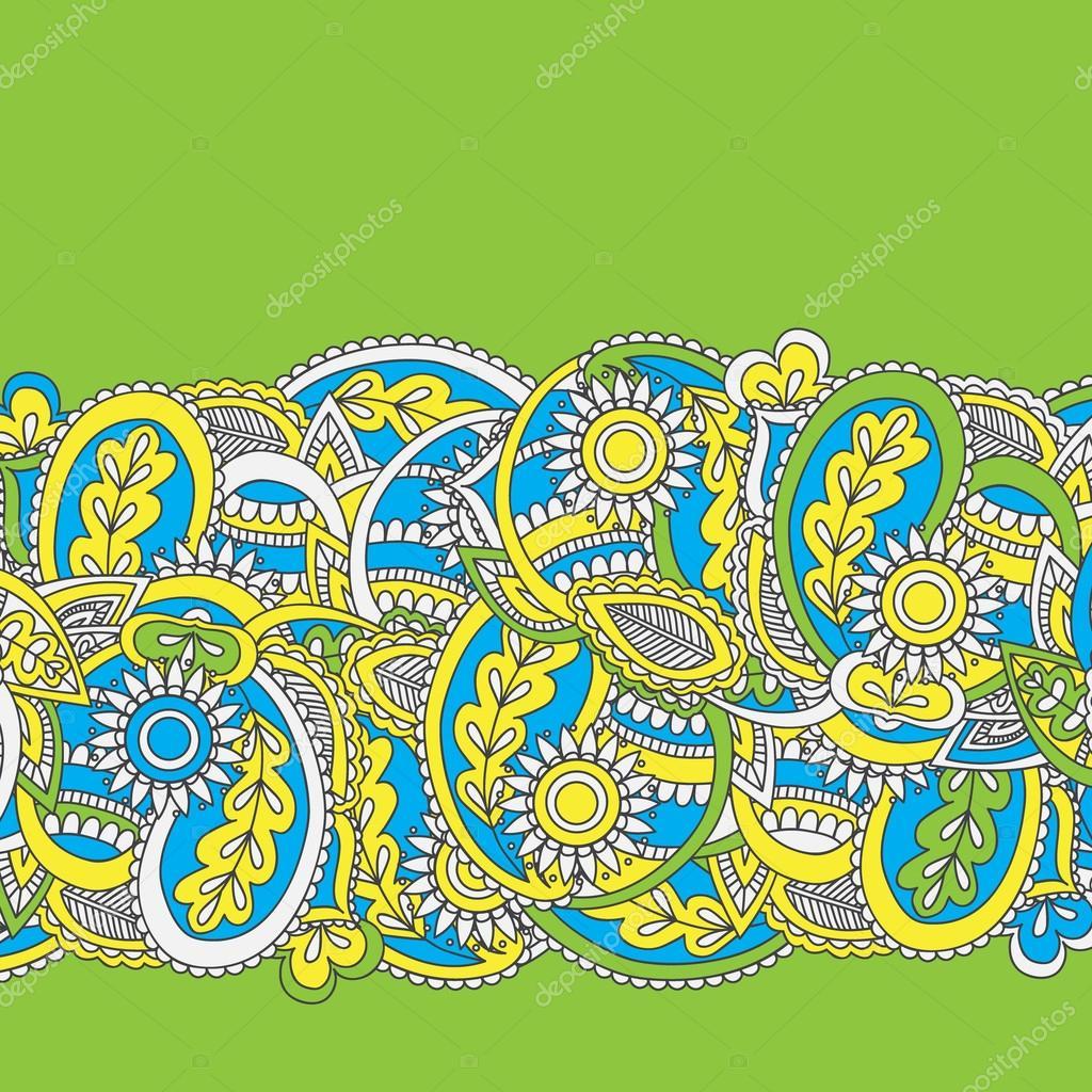 Henna mehndi card template mehndi invitation design element for henna mehndi card template mehndi invitation design element for decoration cards floral line art paisley ornament vector by anastasiaromb stopboris Images