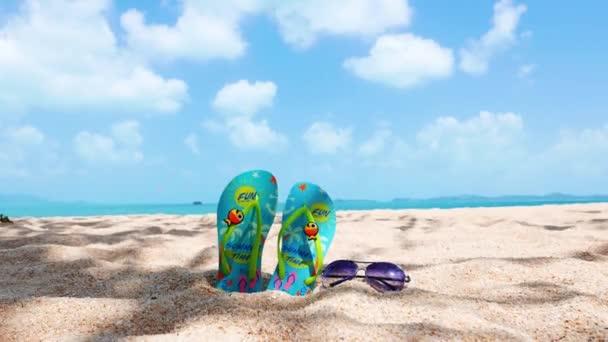 Flip Flop, egy trópusi tengerparton
