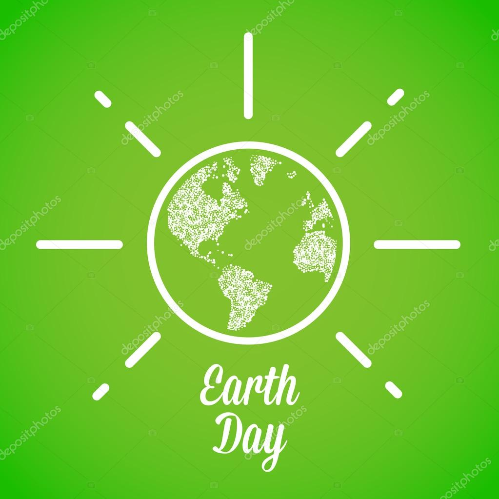 Earth day symbol stock vector ckybe 109923502 earth day symbol stock vector buycottarizona