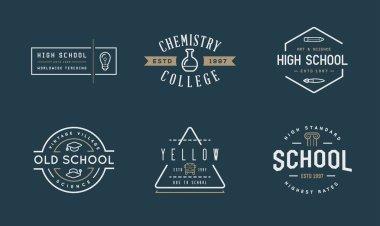Set of Education Identity Elements