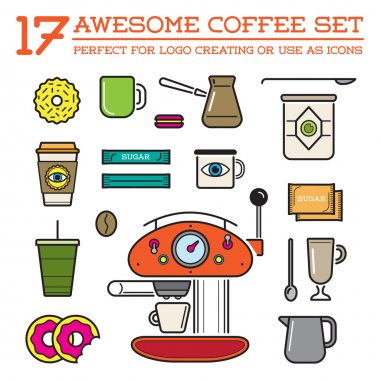 Coffee Elements and Coffee Accessories