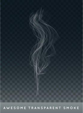Realistic Cigarette Smoke or Fog