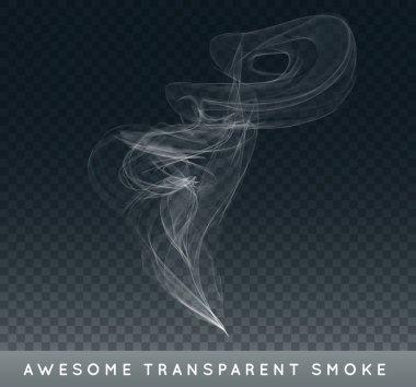 Realistic Cigarette Smoke