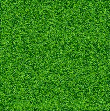 Green Soccer Grass Field Vector stock vector