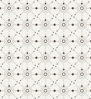Seamless pattern with modern stylish texture