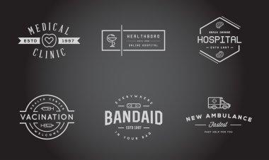 Medicine Health Symbols Icons