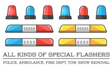 Special Flashers of Emergency