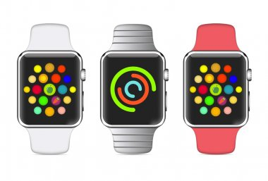 Aluminium Smart Watches with Interface