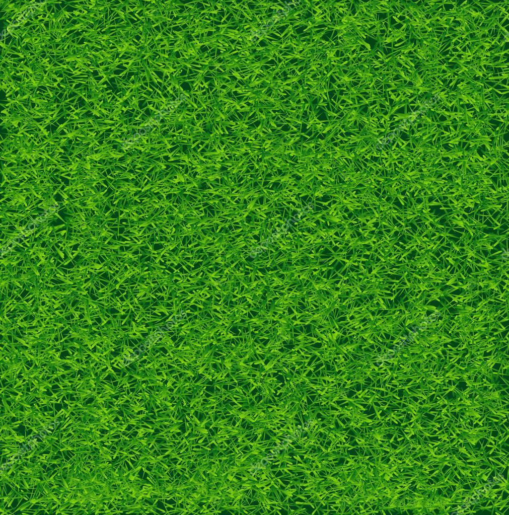 Green Soccer Grass Field