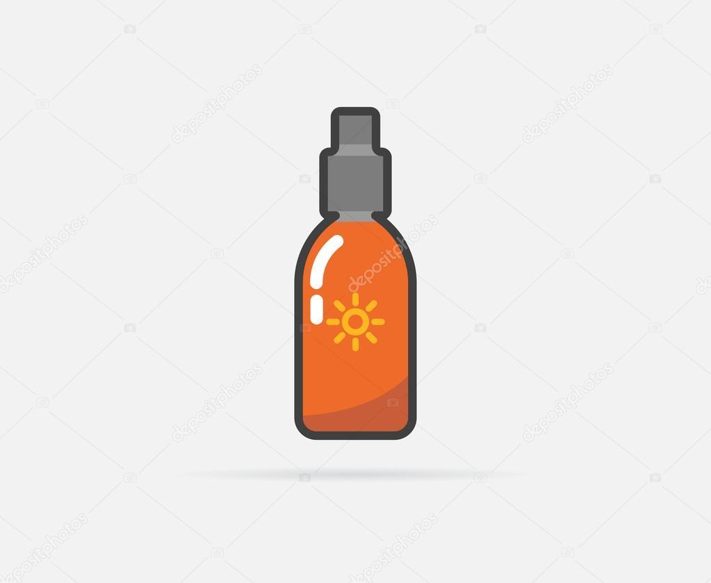 Sunscreen Logo or Icon