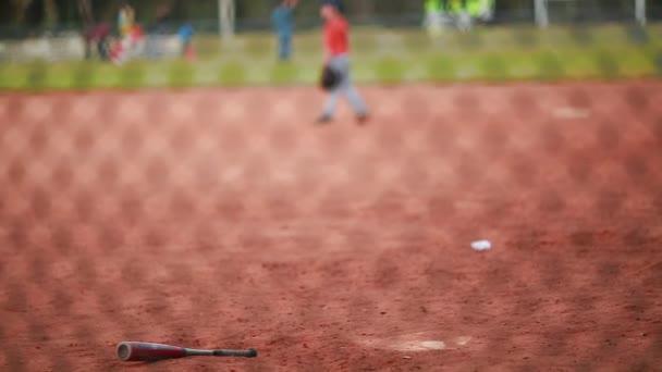 Egy Baseball denevér megállapításáról területén