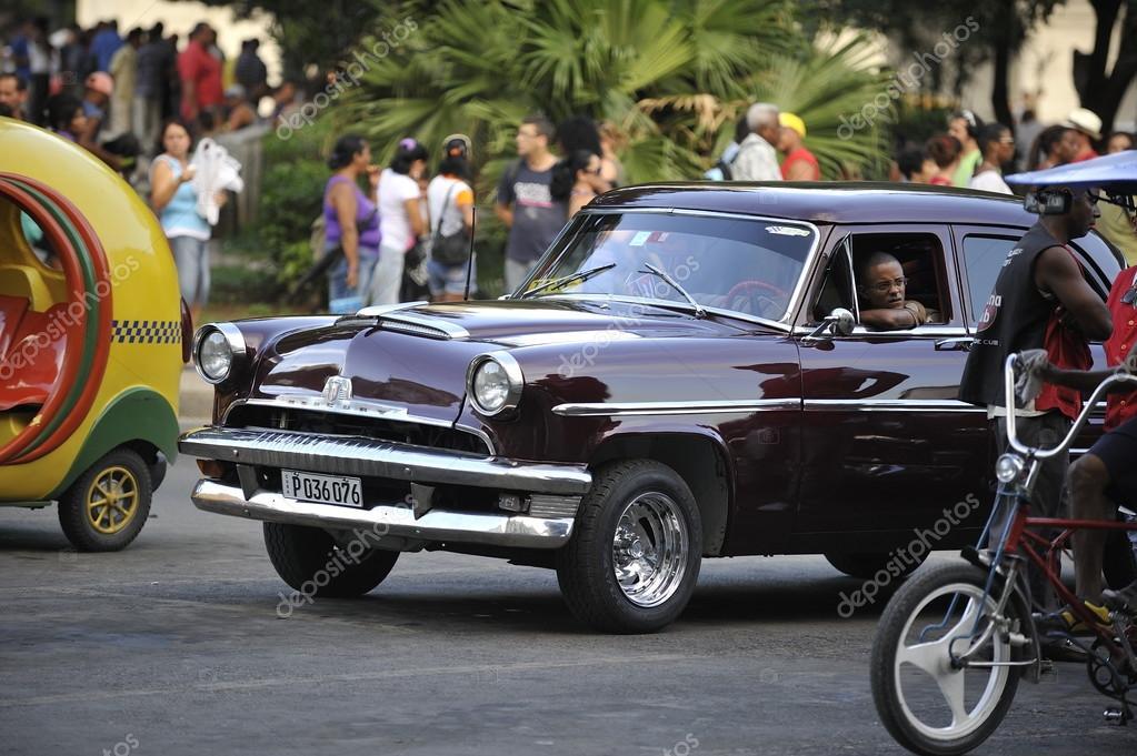 Old cars of Cuba. – Stock Editorial Photo © kertis81 #90885682