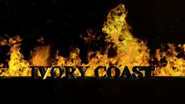 Ivory coast sign