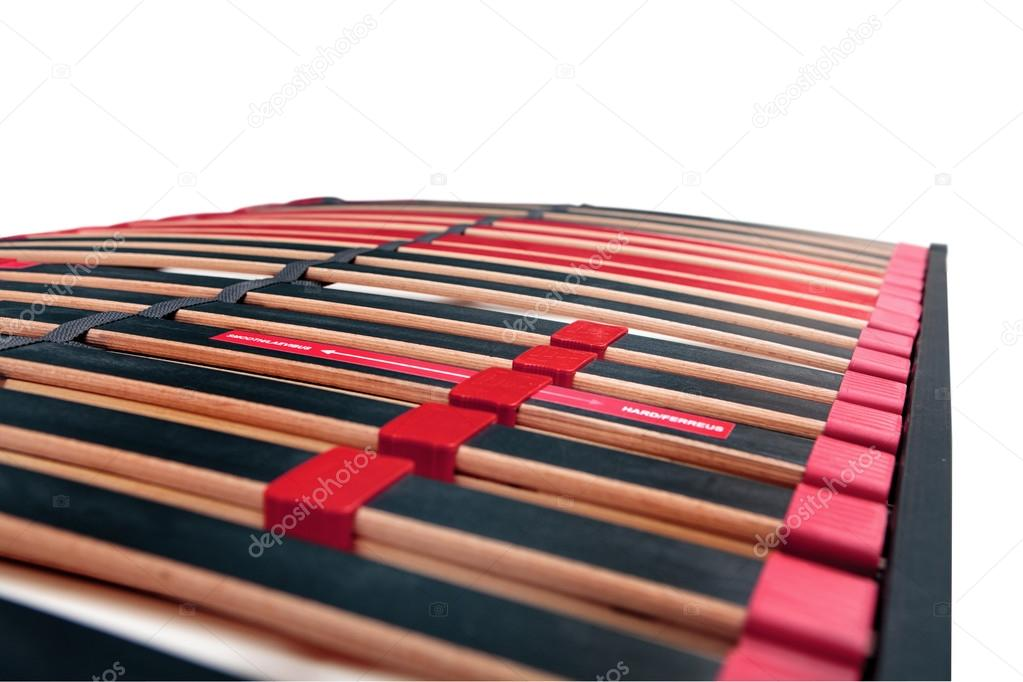 Listones de la cama para latoflex - somier y colchón basan ...