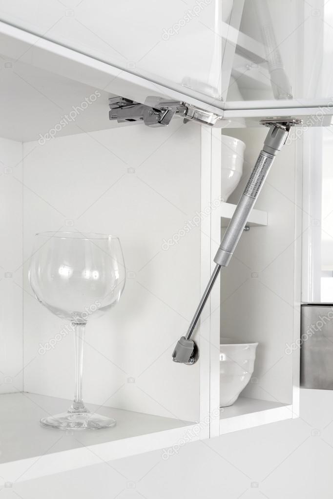 Cucina porta anteriore sollevatore pneumatico o supporto ...
