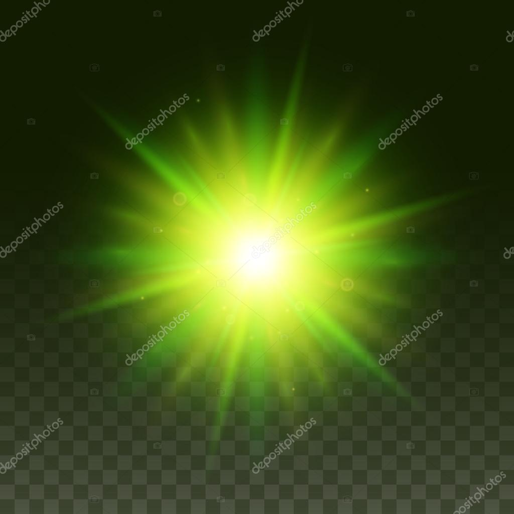 glow light effect background. — Stock Vector © garybaldi #111803326 for Sun Light Effect Background  173lyp