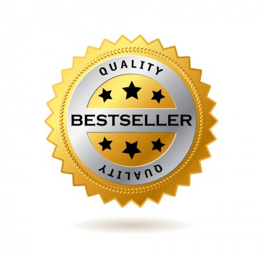 bestseller golden label