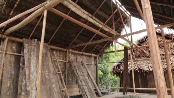 Indiáni na Amazon kmen