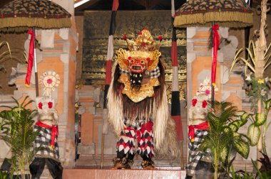 Religious show in Bali