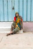 Dokumentumfilm szerkesztői kép, a szegénység, az utcai Indiában