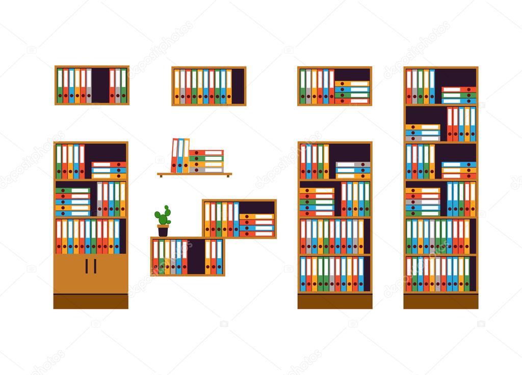 Gabinetes y estantes para el almacenamiento de documentos for Gabinete de almacenamiento para el dormitorio