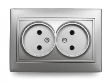 grey Dual outlet