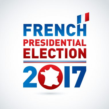 French presidential election poster
