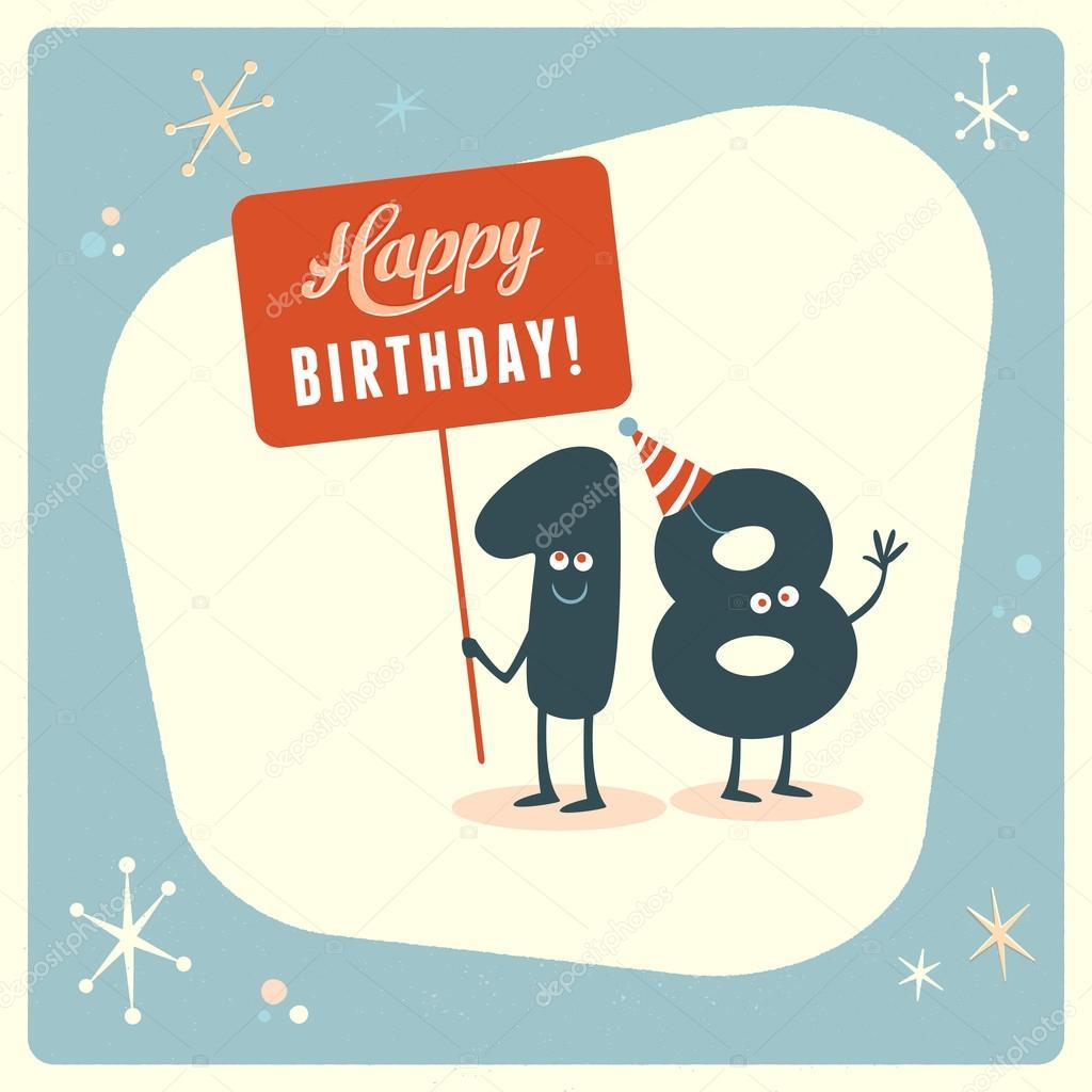 18 Geburtstag Lustig