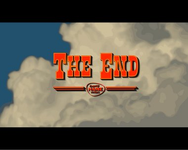 Movie ending screen