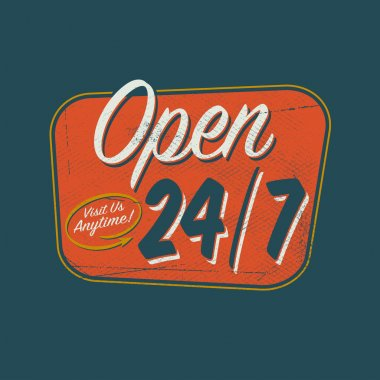 Design for Graphic T-Shirts - Open 24/7