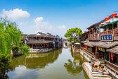 Xitang staré město, Xitang je první várka čínské historické a kulturní město, nachází se v provincii Zhejiang, Čína