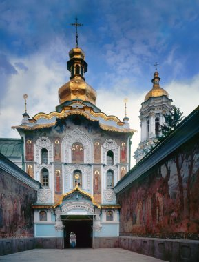 ancient Kiev-Pechersk Lavra