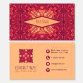 vizitkou moderní ikona design.business karta šablony. l